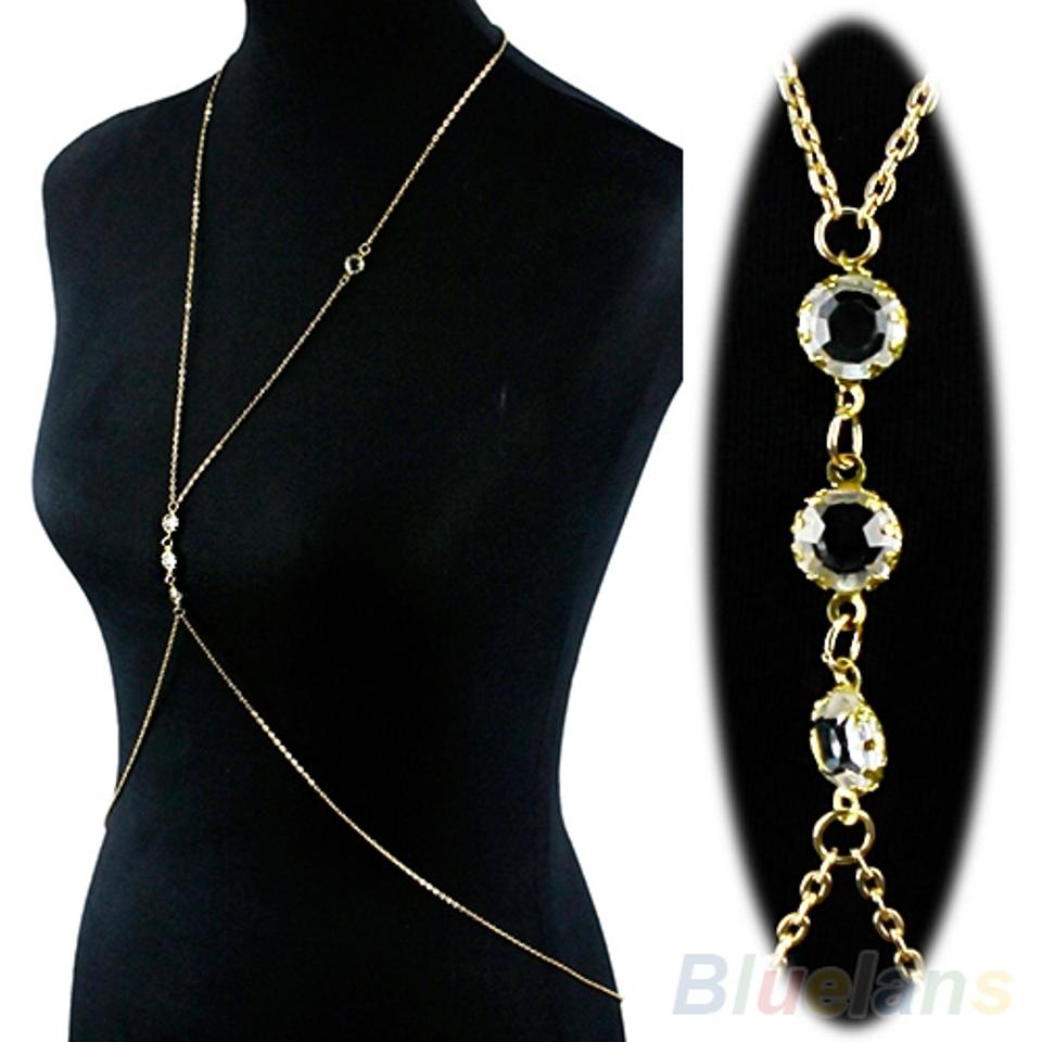 on online lariat lariats grey beaded belt item lariaty vanessa shop necklace and harness