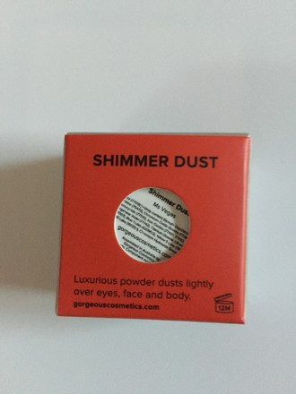 Gorgeous Cosmetics GORGEOUS COSMETICS - Shimmer Dust