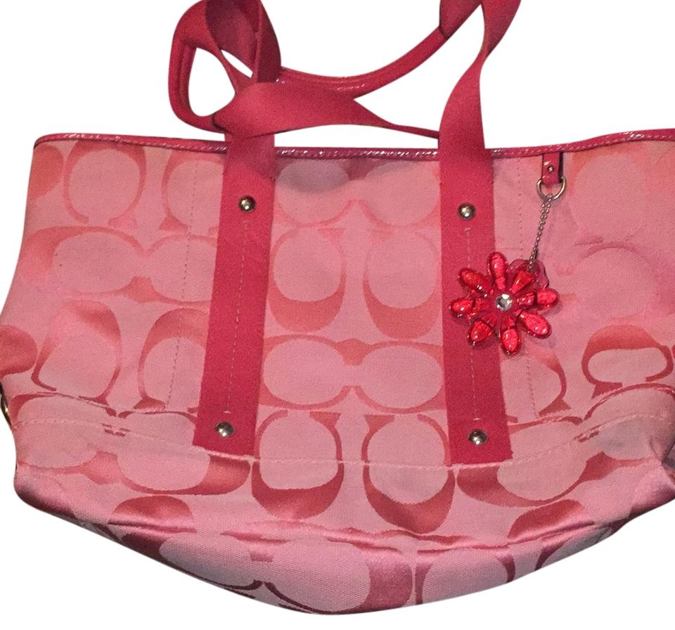 Great Coach Bag. Only used once!!!! Great color for Spring and Summer!!!! Brand New