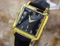 Gruen Gruen Bumper Automatic Swiss Made Vintage 1960s Gold Filled Watch C8