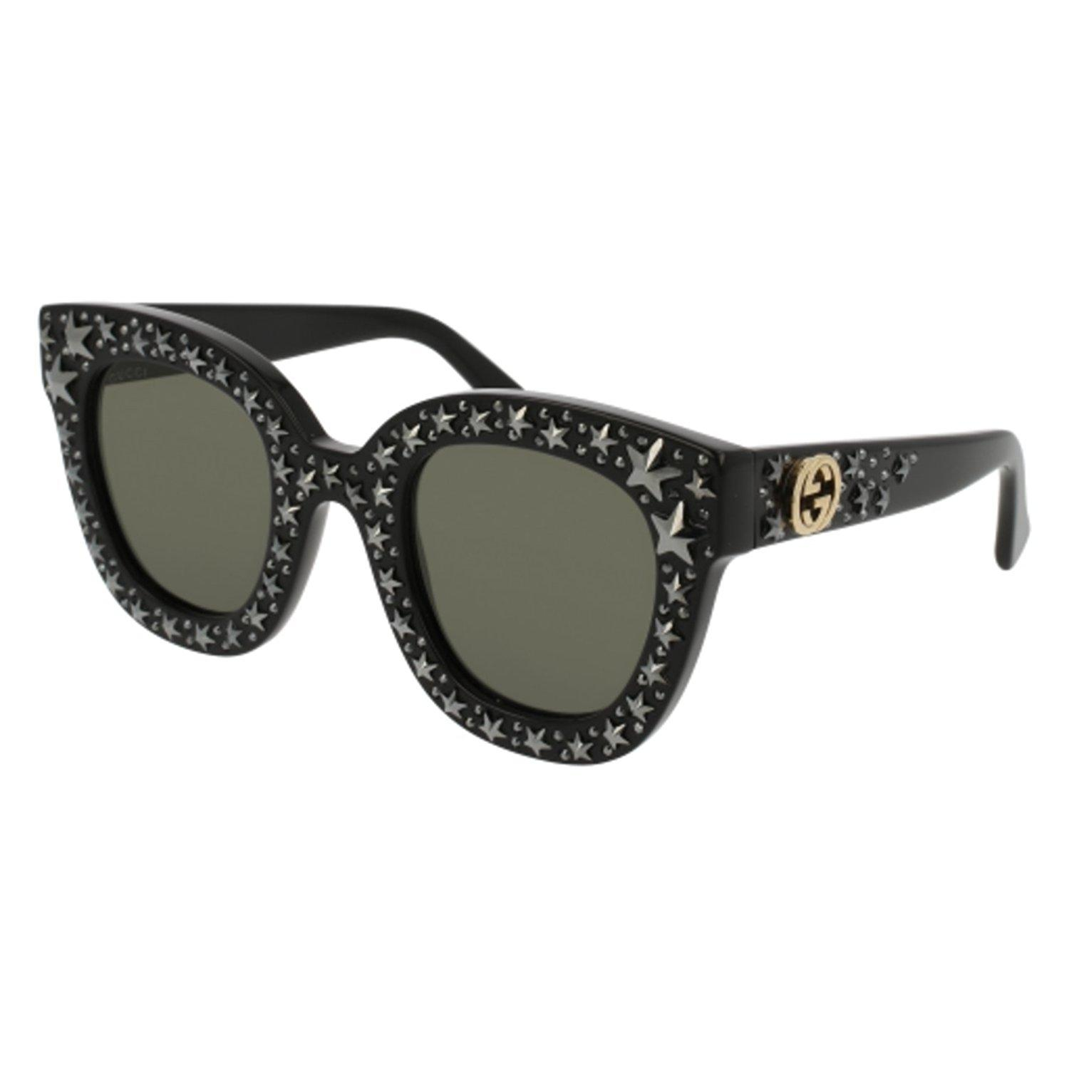 star studded sunglasses - Brown Gucci 6FnDd