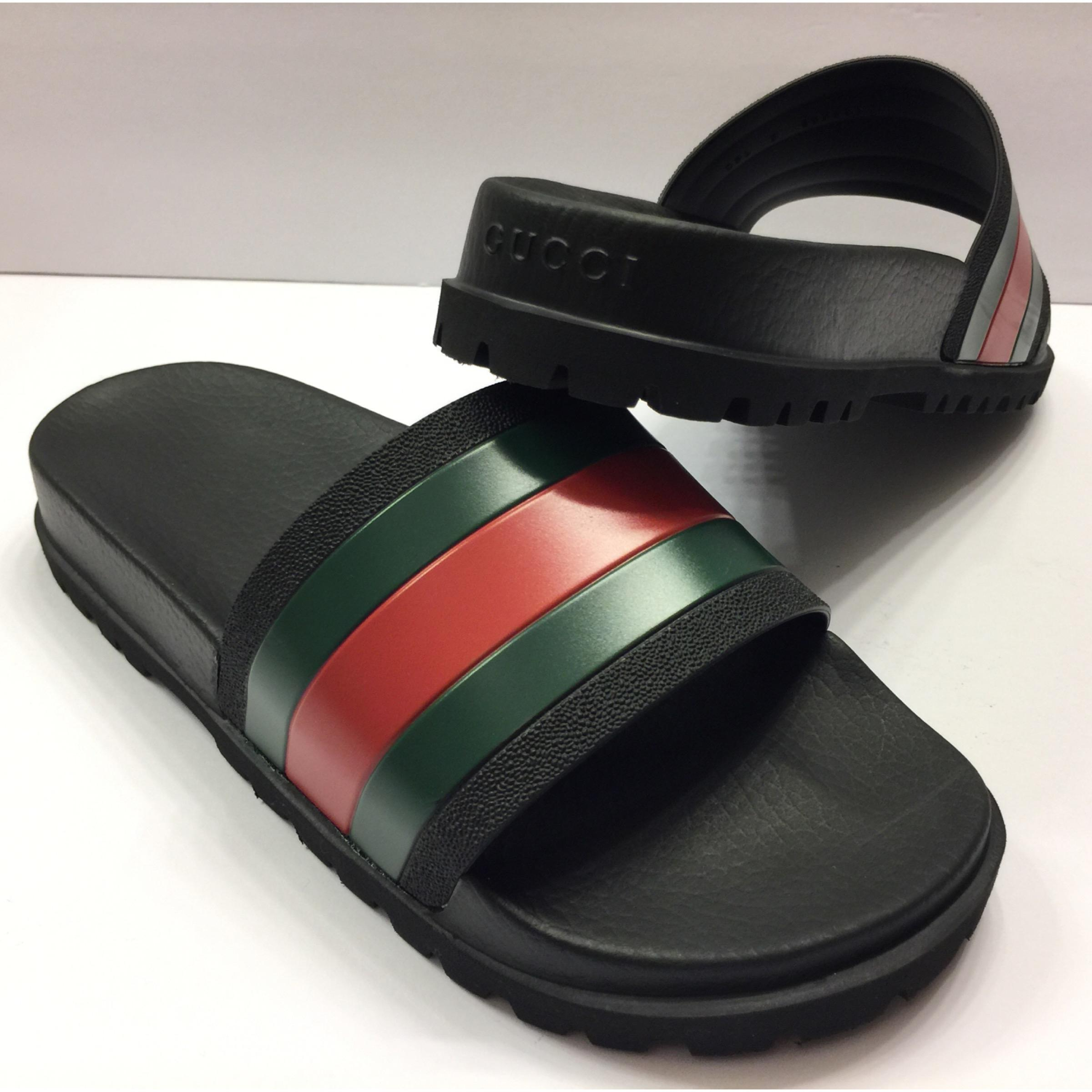 y8yKu4Fa6H Pursuit Treck Slide Sandals