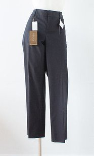 Gucci Blend Cropped Career Trouser Hs1341 Capri/Cropped Pants Black