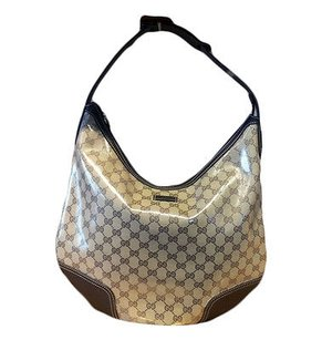 Gucci Crystal Princy Hobo Bag