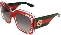 Gucci Gucci GG 3862/S YL9/VK Green Red Sunglasses