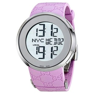 Gucci Gucci Digital Pink Watch