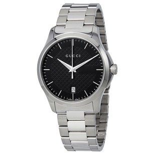 Gucci Gucci G-Timeless Black Dial Unisex Watch