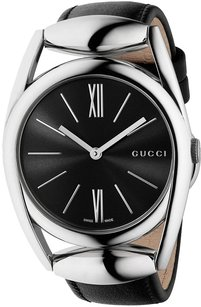 Gucci Gucci Horsebit Leather Ladies Watch