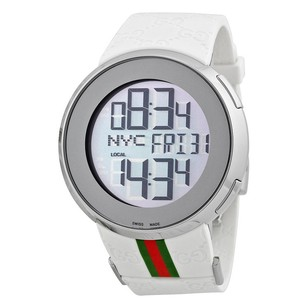 Gucci Gucci I-Gucci Striped Unisex Digital Watch