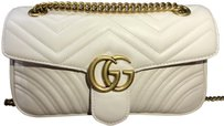 Gucci Leather Classic High Street Icon Shoulder Bag