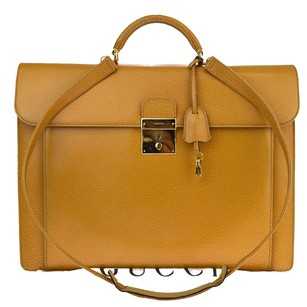 Gucci Leather Hand Travel Bag