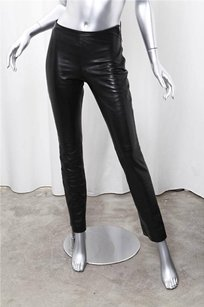 Gucci Leather Trousers Pants