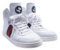 Gucci Leather White Athletic