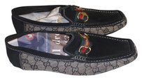 Gucci Loafer Sleep On Formal black monogram Flats