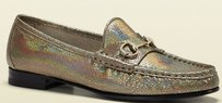Gucci 60th Anniversary 1953 pewter Flats