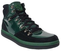 Gucci Men's Sneakers Green Athletic