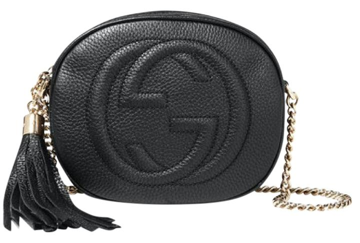 cc0f0bc22109 Gucci Disco Bag With Chain Strap. Gucci Disco Soho Limited Edition Python  Chain Strap Purse Leather Cross Body Bag - Tradesy