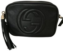 Gucci Soho Disco Leather Cross Body Bag