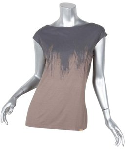 Gucci Womens Knit Top Brown