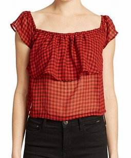 Guess 100% Polyester Top