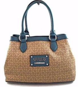 Guess Proposal Mocha Tote in Brown