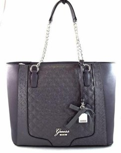 Guess Frosty Grey Tote in Gray