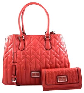 Guess St Augustine Tote in Red