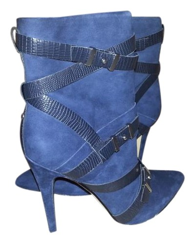 Guess Blue Parley Boots/Booties (M, Size US 9 Regular (M, Boots/Booties B) ed4786