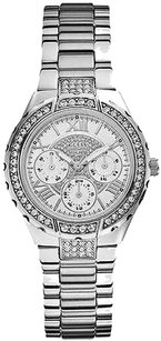 Guess Guess Stainless Steel Ladies Watch U0111l1