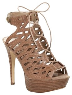 Guess Natural leather Platforms
