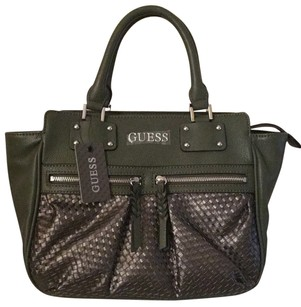 Guess Satchel in Sage