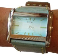Guess Teal Statement Watch