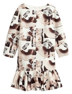 H&M Hm Handm Style Abstract Dress