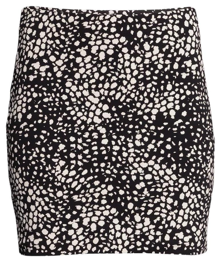 H&M Stretch Mini Skirt