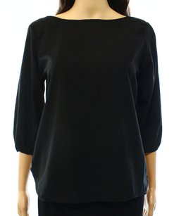 H by Bordeaux 16441nor 3/4 Sleeve Top