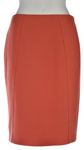 Halogen Womens Skirt Orange