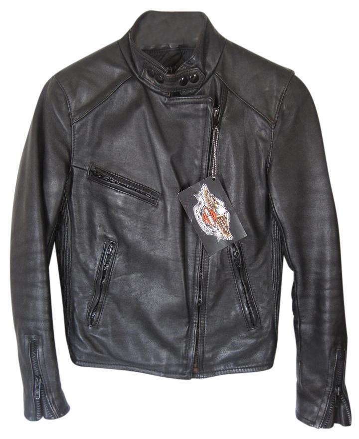 Vintage Harley Leather Jacket 96