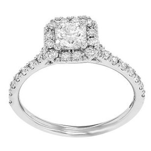Hearts on Fire Hearts On Fire Transcend Dream Platinum 950 .51 Cttw Ladies Engagement Ring