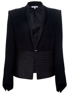 Helmut Lang Leather Black Jacket
