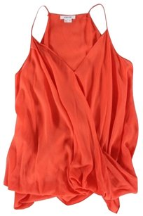 Helmut Lang Such A Top Orange