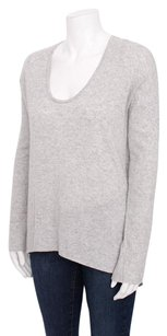 Helmut Lang Grey Wool Sweater