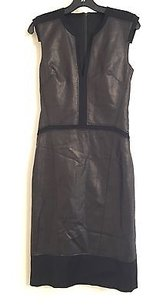 Helmut Lang Iridescent Runway Dress