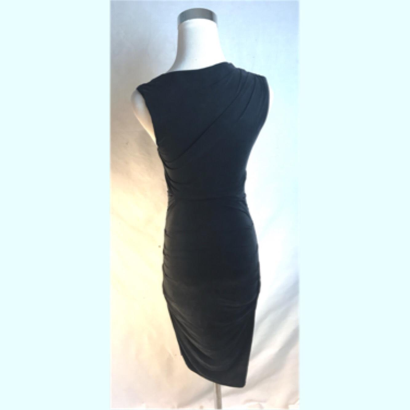 Helmut Lang Silky Bodycon Feat Black P Made From Bemberg Cupro A