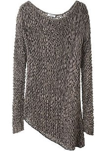 Helmut Lang Asymmetric Sweater