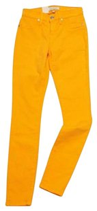 Henry & Belle Tiger Lily Yellow Skinny Jeans