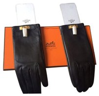 Hermès BRAND NEW WITH TAGS & BOX!! Hermes Soya Leather Gloves Size 8