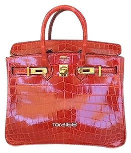 Hermès New100 Hermes Birkin 25cm Cross Body Bag