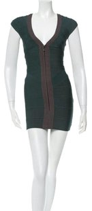 Hervé Leger Bandage Bodycon Holiday Dress