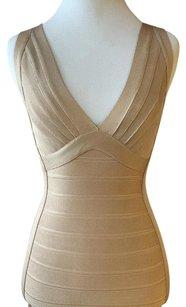 Herv Leger Herve Bodycon Sexy Dress