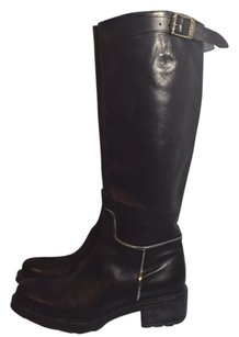 Hogan Black Boots